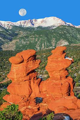 Photograph - Iconic Colorado  by Bijan Pirnia