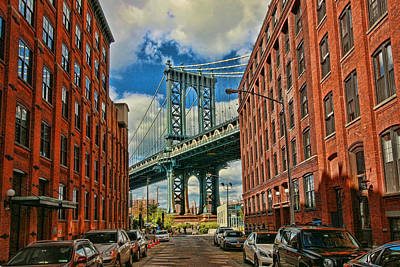 Photograph - Iconic Dumbo View by Allen Beatty