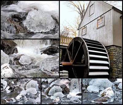 Photograph - Icy Morning by Janice Drew