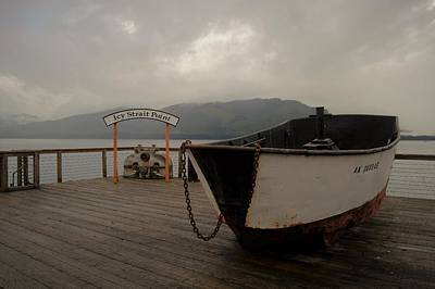 Photograph - Icy Strait Point  by Cheryl Hoyle