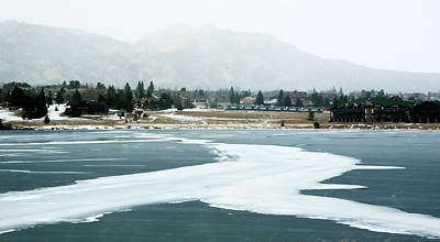 Photograph - Icy Waters by Marilyn Hunt