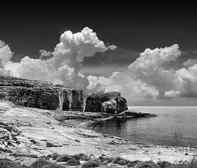 Photograph - Id-dwejra In Gozo by Stephan Grixti