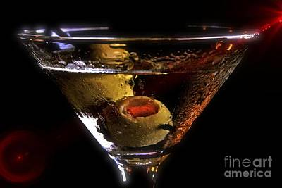 Photograph - Cassandra's Cocktail I by Corlyce Olivieri