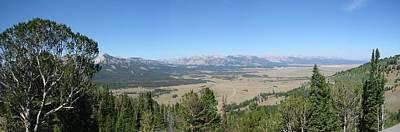 Photograph - Idaho Overlook by Richard Deurer