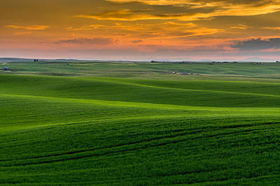 Photograph - Idaho's Heartland by TL  Mair