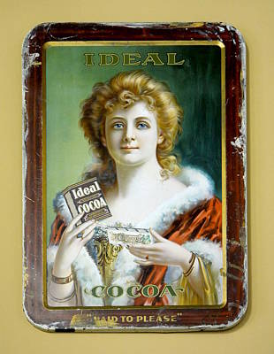 Photograph - Ideal Cocoa - Maid To Please by Richard Reeve