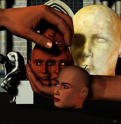 Robert Matson Digital Art - Ideas by Robert Matson