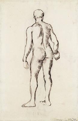 Bodybuilding Painting - Idol, 1886 03 by Vincent Van Gogh
