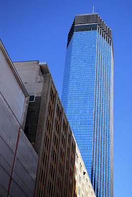Photograph - Ids Tower by James Kirkikis