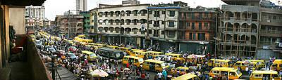 Photograph - Idumota, Lagos by Muyiwa OSIFUYE