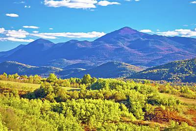 Photograph - Idyllic Landscape Near Plitvice Lakes  by Brch Photography