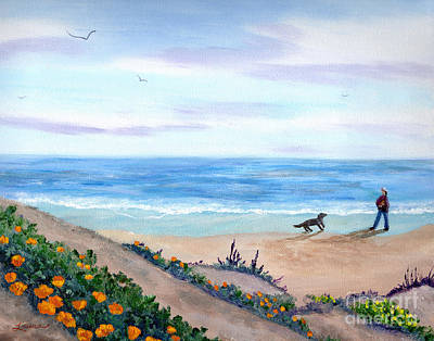 Idyllic Morning Original by Laura Iverson