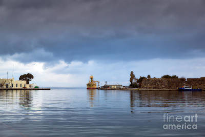 Photograph - Idyllic Morning Work by Konstantinos Chatziamallos