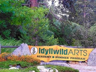 Photograph - Idyllwild Arts 023 by Lisa Dunn