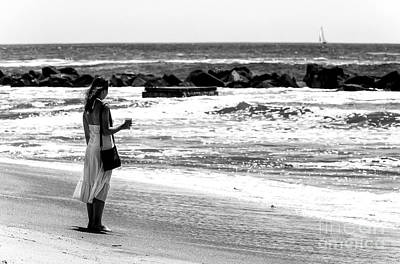 Photograph - If I Could Sail Away by John Rizzuto