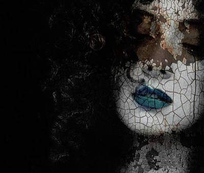 Model Digital Art - If I Could Turn Back Time  by Paul Lovering