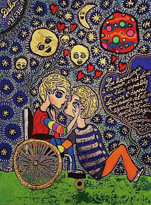 If I Fall - Handicap Love Original by Eddie Louis Delvaux