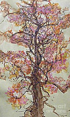 Digital Art - If Oaks Had Blossoms  by Nancy Kane Chapman