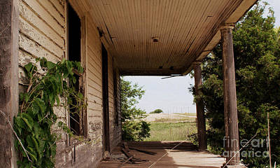 Photograph - If Porches Could Talk by Anjanette Douglas