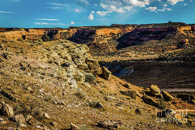 Photograph - If Rocks Could Talk by Jon Burch Photography