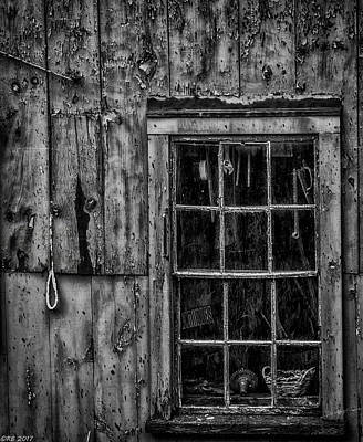 Photograph - If Walls Could Talk by Richard Bean