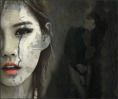 Portraits Digital Art - If You Don't Know Me By Now by Paul Lovering