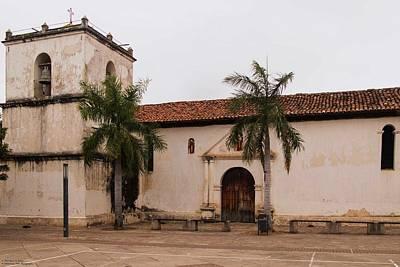 Photograph - Iglesia De La Merced - 2 by Hany J