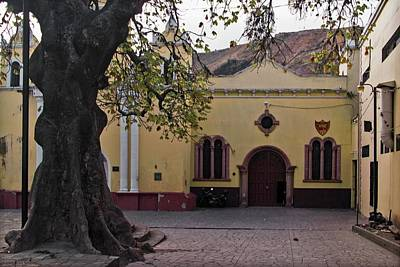 Photograph - Iglesia El Calvario  by Hany J