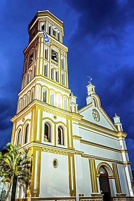 Photograph - Iglesia La Jagua by Maria Coulson
