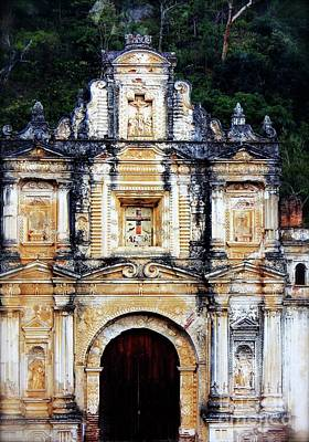 Photograph - Iglesia San Jose Antigua Guatemala by The Art of Alice Terrill