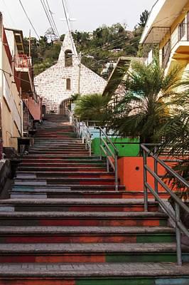 Photograph - Iglesia San Jose De La Montana  by Hany J