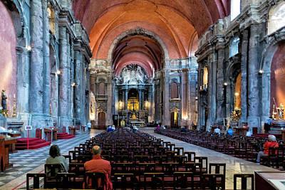 Photograph - Igreja De Sao Domingos by Steven Richman