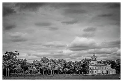 Photograph - Igreja-pindamonhangaba-sp by Carlos Mac