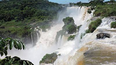 Photograph - Iguazu Falls #5 by Allan McConnell
