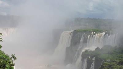 Photograph - Iguazu Falls Again by Allan McConnell