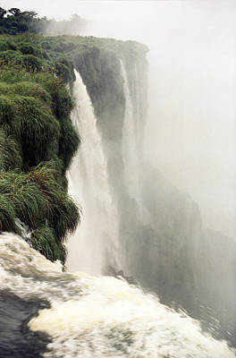 Photograph - Iguazu Falls by Balanced Art