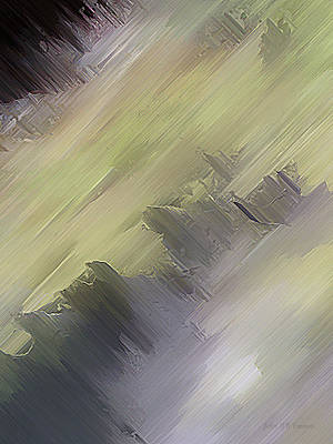 Painting - II - Elven Glade by John WR Emmett