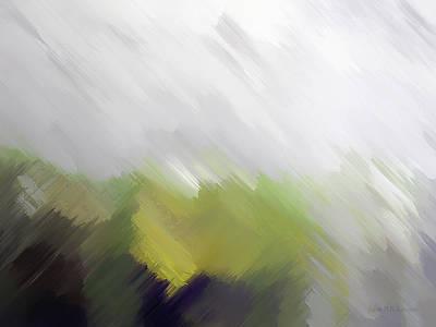 Painting - IIi - Mist by John WR Emmett
