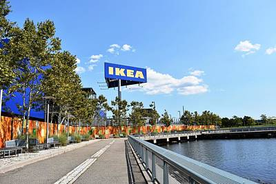 Photograph - Ikea 1 by Nina Kindred