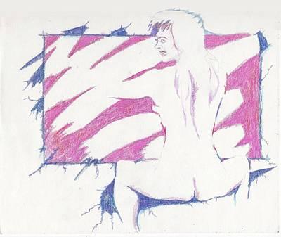 Ikiru Art Print by Wayne Monninger