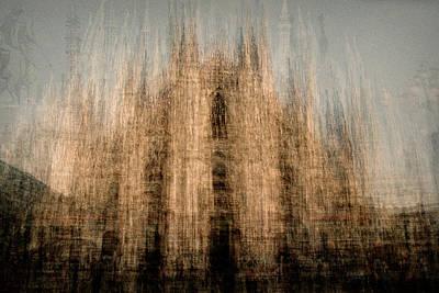 Il Duomo Di Milano Art Print by Denis Bouchard