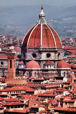 Photograph - Il Duomo by Joe Bonita