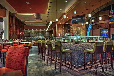 Photograph - Il Fornaio Las Vegas 2 by David Zanzinger