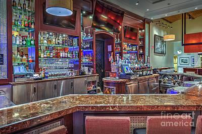 Photograph - Il Fornaio Las Vegas by David Zanzinger