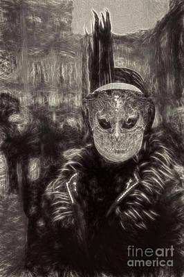 Digital Art - Il Gottico by Jack Torcello