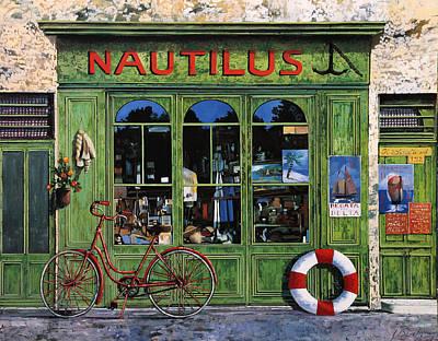 Il Nautilus Original by Guido Borelli