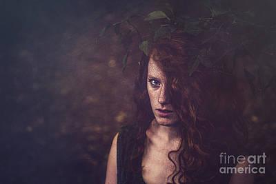 Photograph - Ilaria by Traven Milovich