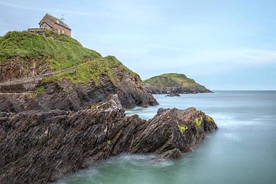 St Nicholas Photograph - Ilfracombe - England by Joana Kruse