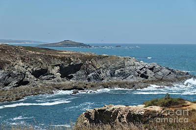 Photograph - Ilha Do Pessegueiro From The Cliffs In Porto Covo by Angelo DeVal
