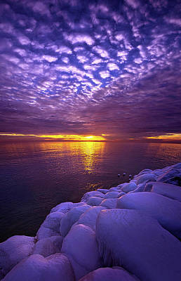 Photograph - I'll Wait by Phil Koch
